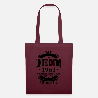 Birthday Limited Edition 1961 - Tote Bag