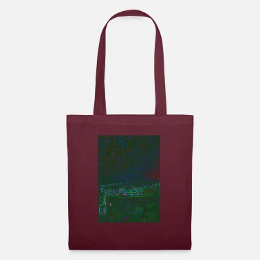 District psychedelic District - Tote Bag
