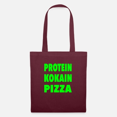 Protein protein - Tote Bag
