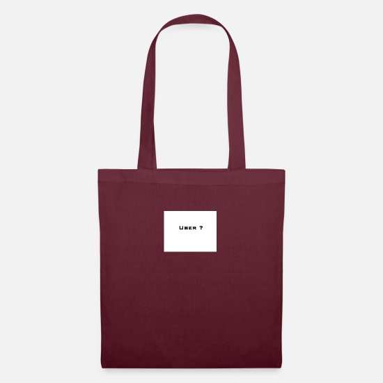 Bus Bags & Backpacks - about - Tote Bag burgundy
