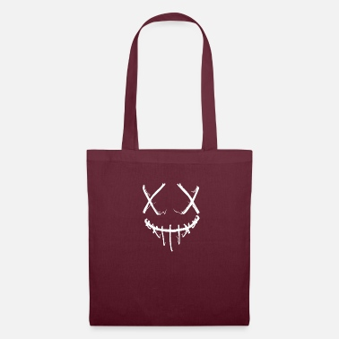 Anonymous Horror face - Tote Bag