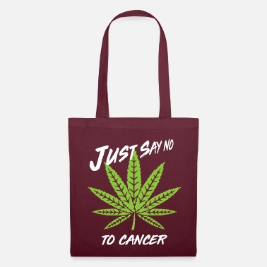 Cancer Survivor Just say no to cancer - Tote Bag