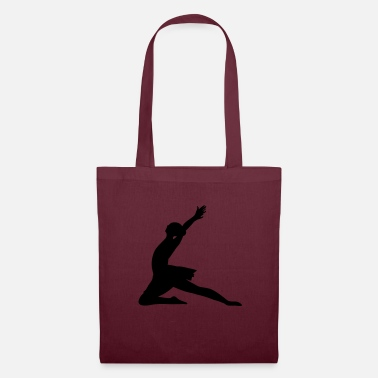 Cours De Danse Ballerine de couleur changeante Ballet Design - Tote Bag
