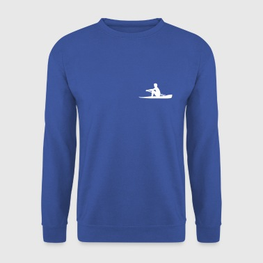 logo sport rowing aviron homme 3063 - Sweat-shirt Homme