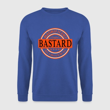magnificent bastard - Men's Sweatshirt