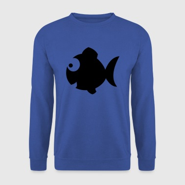 Fish - Men's Sweatshirt