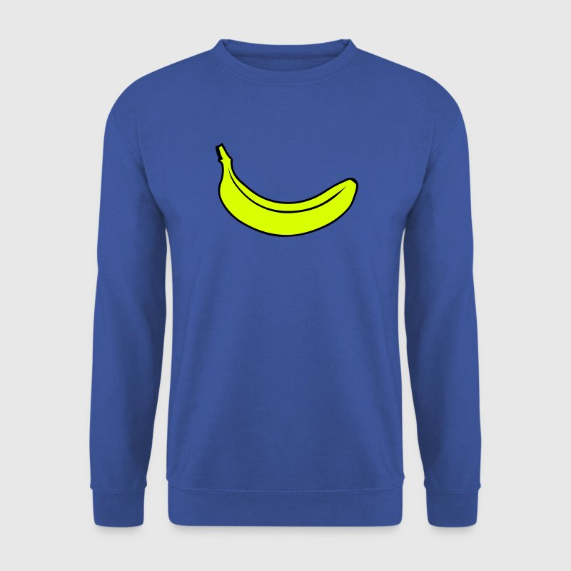 fruit banane 9 - Sweat-shirt Homme