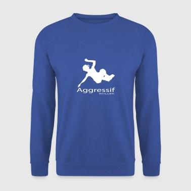 Roller Agressif - Sweat-shirt Homme