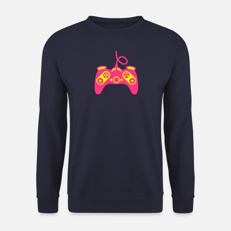 online store 44466 4aa16 manette-jeux-video-joystick-paddle3-sweat-shirt-homme.jpg
