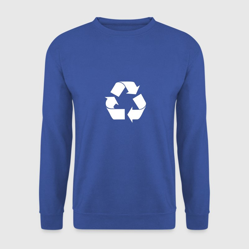 Recycle - Herre sweater