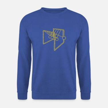 Newton Pendule de Newton - Sweat-shirt Homme