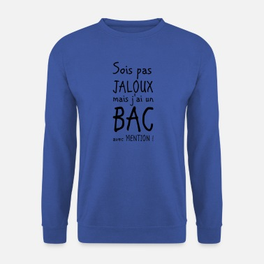 Bac Bac avec mention - Sweat-shirt Homme