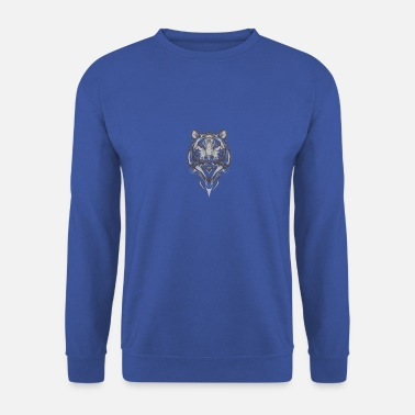 tigre - Sweat-shirt Homme