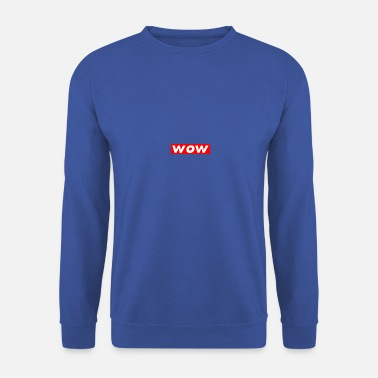 Wow wow - Sudadera hombre