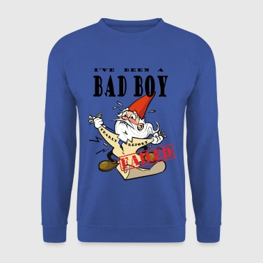 Chocked Xmas Gnome - Men's Sweatshirt