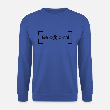 Originale original - Herre sweater