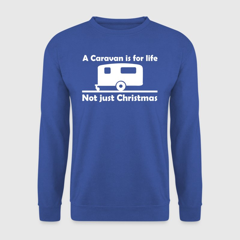 Caravan for life - Men's Sweatshirt