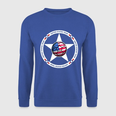 US soccer - football team - Men's Sweatshirt