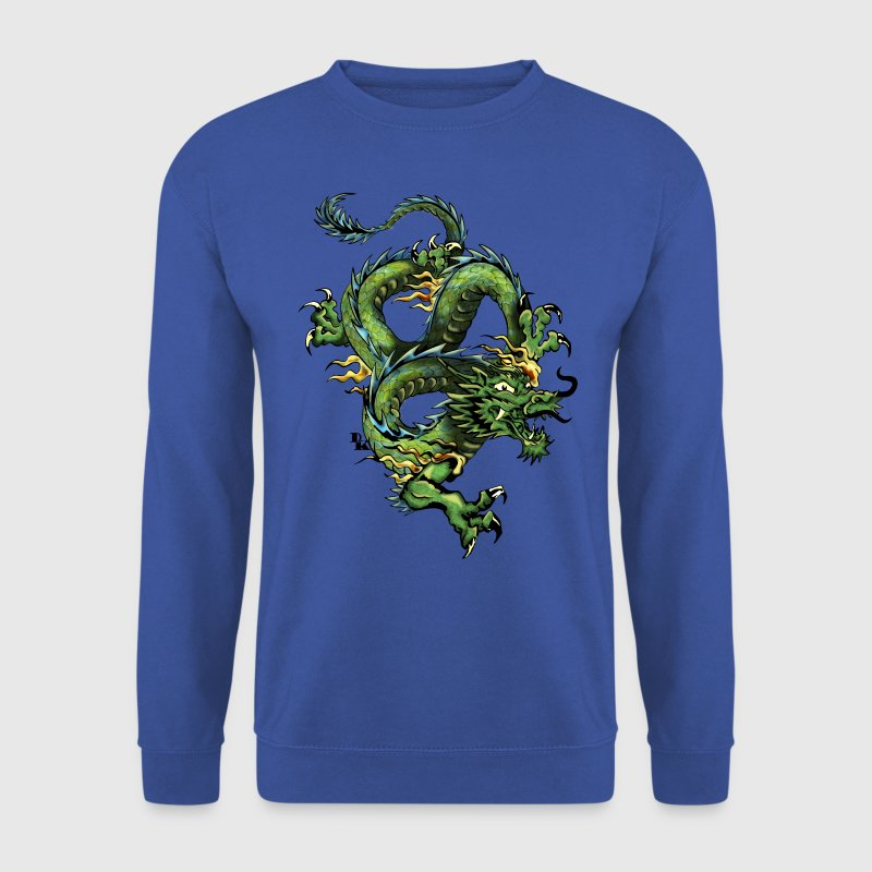 dragon chinois 202 - Sweat-shirt Homme