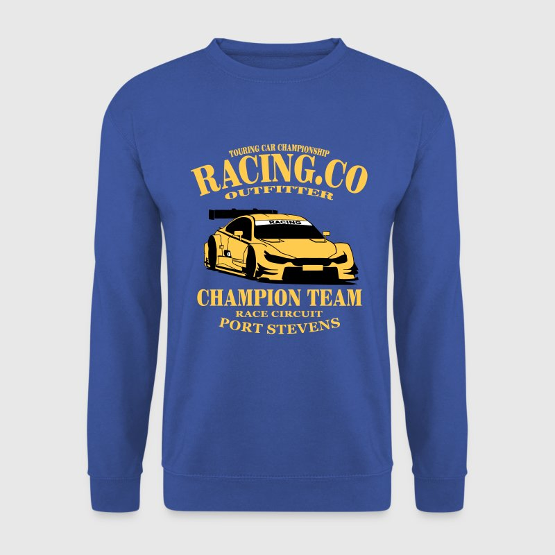 Touring-Car Racing - Sweat-shirt Homme