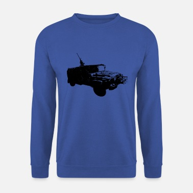 Special Forces KSK Serval Vehicle T-shirt Command Special Forces - Mannen sweater