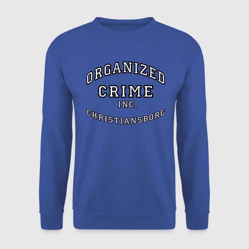 Organized Crime Inc. - Christiansborg (2fv) - Herre sweater