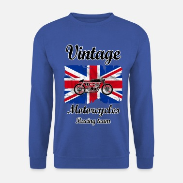 Racing Motorcycle uk motorcycles racing - Men's Sweatshirt