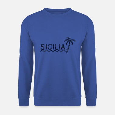 Sicily Sicily - Men's Sweatshirt