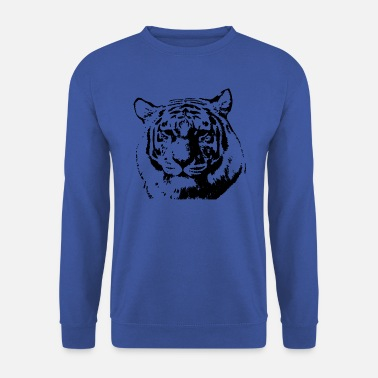 Tigre TIGRE - TIGER - Sweat-shirt Homme
