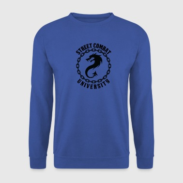 Street Combat University - Men's Sweatshirt