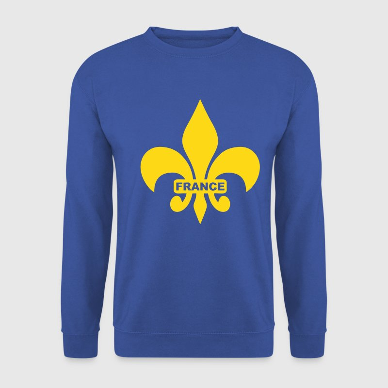 france royaliste 03 - Sweat-shirt Homme