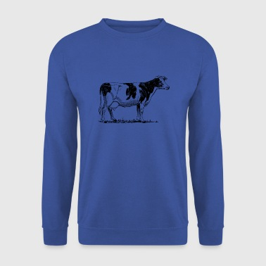 Madam cow - Men's Sweatshirt
