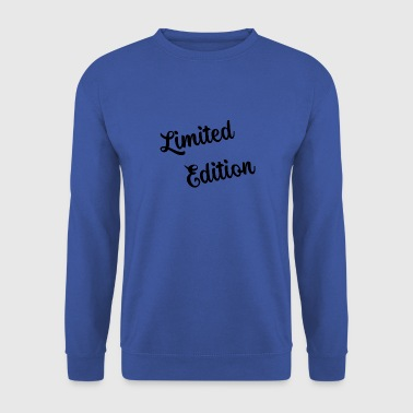 Limited Edition limited edition - Mannen sweater