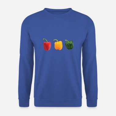 Peper pepers - Mannen sweater