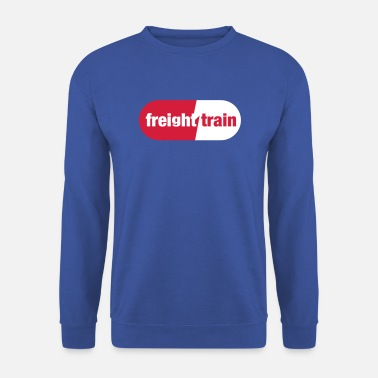 Transport Transport ferroviaire - Sweat-shirt Homme