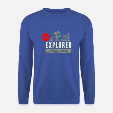 Explorer Rainforest Explorer - Sweat-shirt Homme