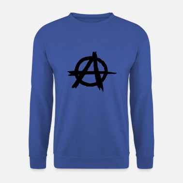 Anarchia anarchia - Bluza męska