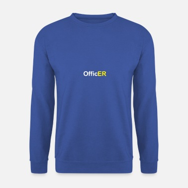 Office OFFICER - Men's Sweatshirt