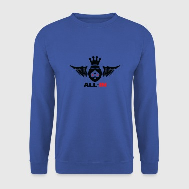 All In ALL IN - Sweat-shirt Homme