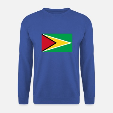 Guyana Guyana flag - Men's Sweatshirt