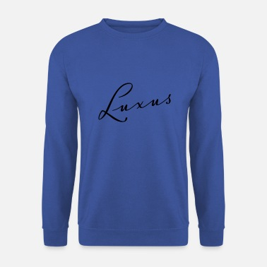Luxe luxe - Sweat-shirt Homme