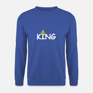 King Queen King King - Sweat-shirt Homme