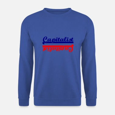 Capitaliste capitaliste - Sweat-shirt Homme