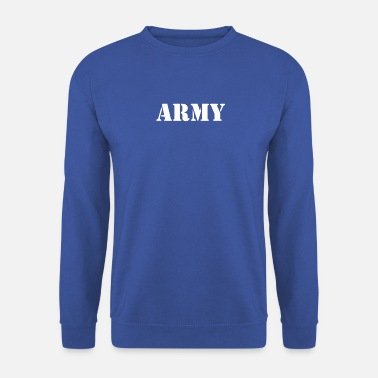 Army ARMY - Sweat-shirt Homme