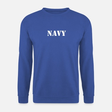 Us NAVY - Men's Sweatshirt