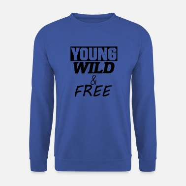 Young Wild And Free Young, Wild and Free - Herrtröja
