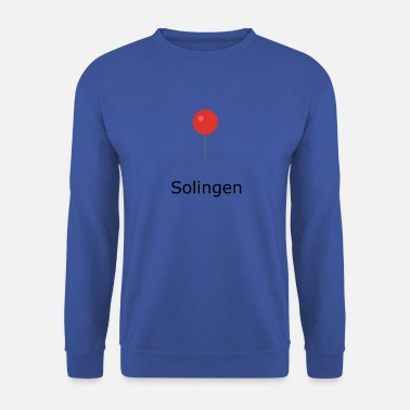 Pins Pin de Solingen - Sweat-shirt Homme