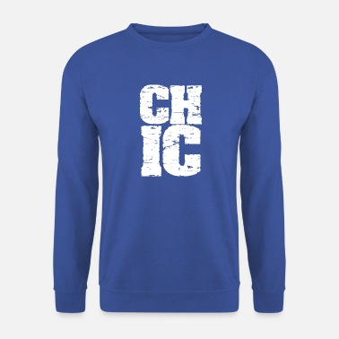 Chic chic - Sweat-shirt Homme