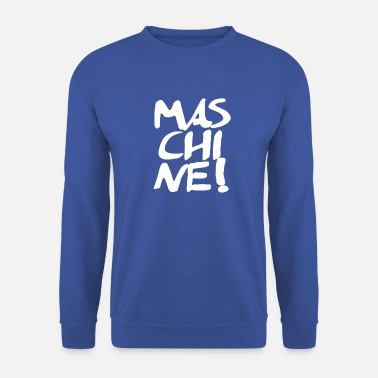 Machine machine - Sweat-shirt Homme