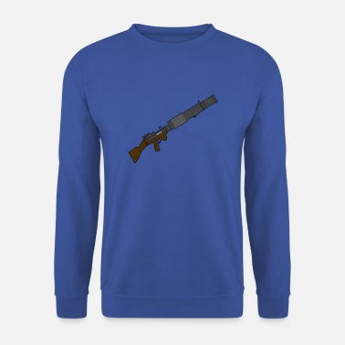 Long Long blaster - Men's Sweatshirt